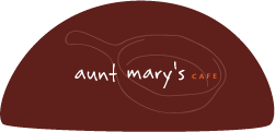 Aunt Mary's Cafe Logo